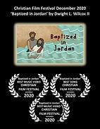 Baptized in Jordan Award Poster CFF Dec