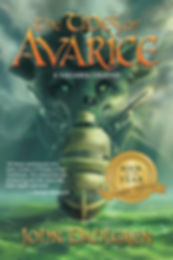 The Tides of Avarive final front cover (