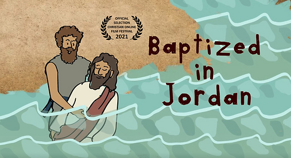 Baptized in Jordan official selection CO