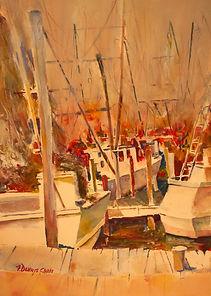 Shrimp Boat Armada.JPG