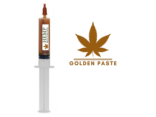 Broad Spectrum Golden Paste, 10ml