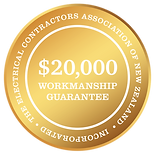 $20K workmanship guarantee