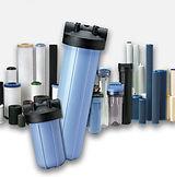 Filtre à poche, Filtre à cartouche, carter de filtration