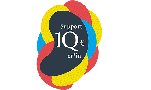 10€ Supporter*in