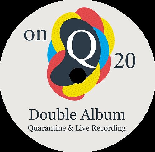 onQ.20 Doppelalbum | Quarantine & Live Recording 2020