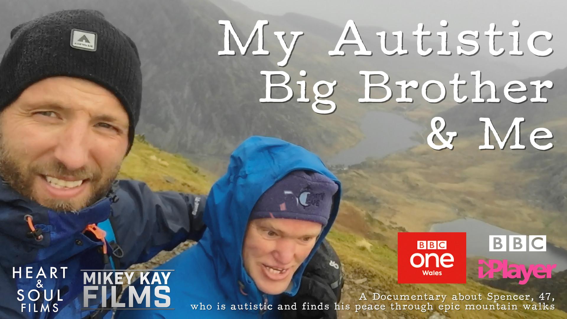 My Autistic Big Brother & Me