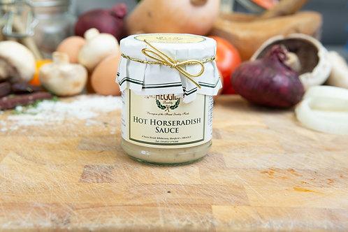 Hot Horseradish Sauce