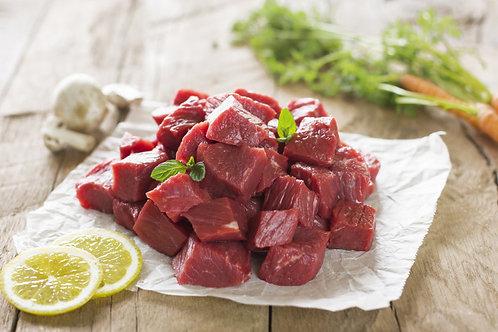 Hereford Beef Steak Chunks