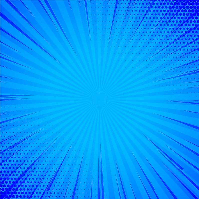 blue-comic-background-with-lines-and-hal