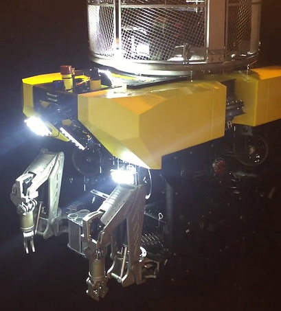 ROV Remotely Operated Vehicle