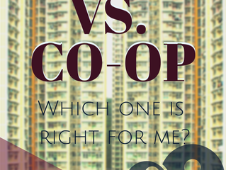 Condo vs. Co-Op: Which one is right for me?