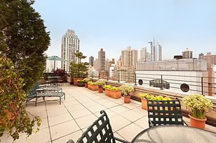 Dover House Rooftop Lenox Hill