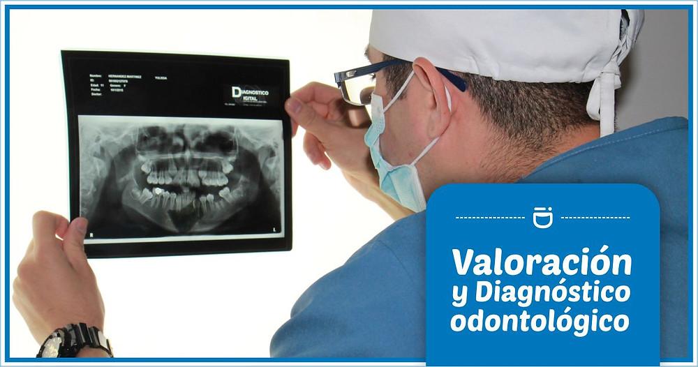 Valoración y diagnóstico dental