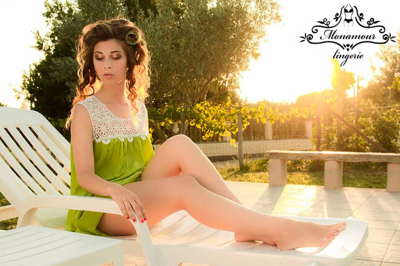 Catalogue for Monmour Lingerie - Pescara