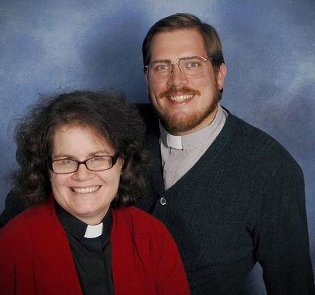 Reverend Carleton and Reverend Dorothy
