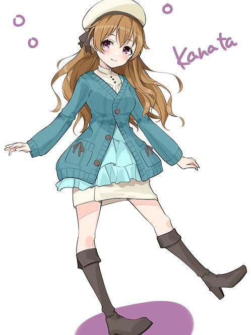 Konoe Kanata New Love Live!
