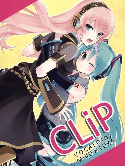 Vocaloid 2 Miku x Luka