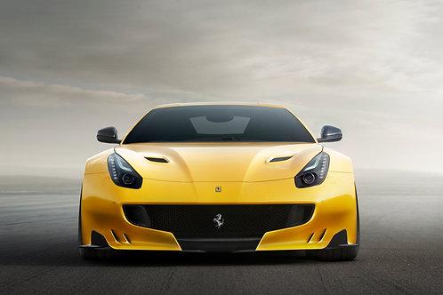 Ferrari F12 tdf Front