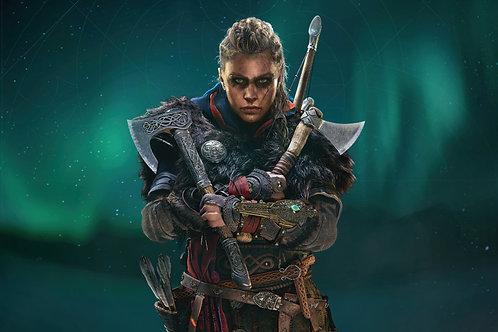Assassins Creed Valhalla Female Eivor Axe