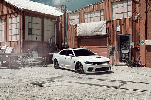 Velgen KC Wide Dodge Hellcat Widebody
