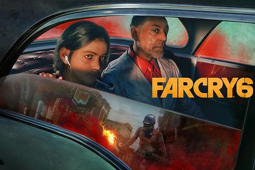 Far Cry 6 Villain Giancarlo Esposito