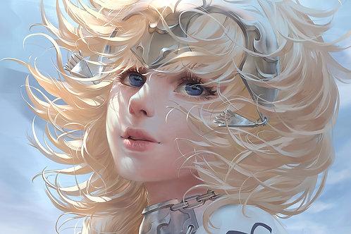 Jeanne d'Arc Fate/Grand Order 4K