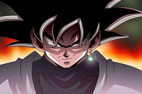 DRAGON BALL BLACK GOKU
