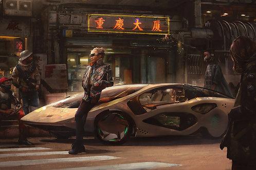 Cyberpunk 2077#7