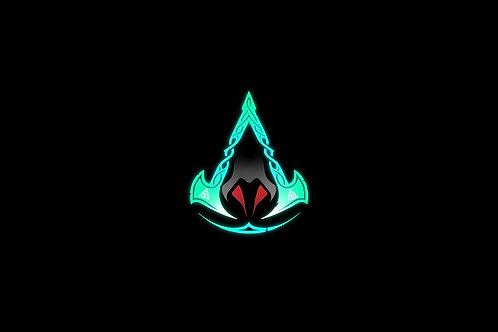 Logo Assassins Creed Valhalla