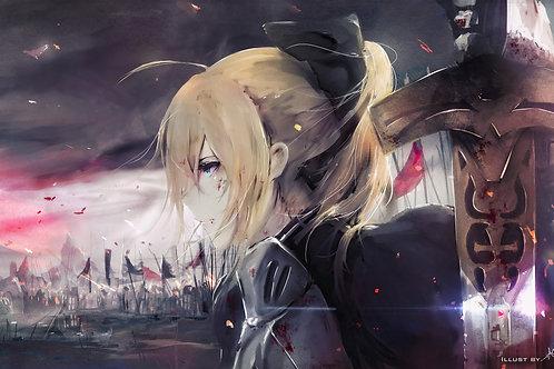 Saber Artoria Pendragon Fate/Grand Order