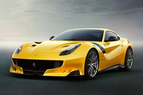 Ferrari F12 tdf Side