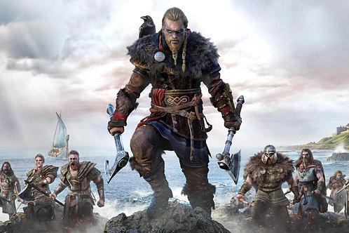 Ragnar Lothbrok Assassins Creed Valhalla