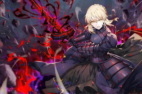 Saber Alter Artoria Pendragon Fate/Grand Order