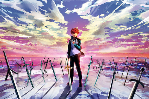 Anime Movie #Fate Stay Night