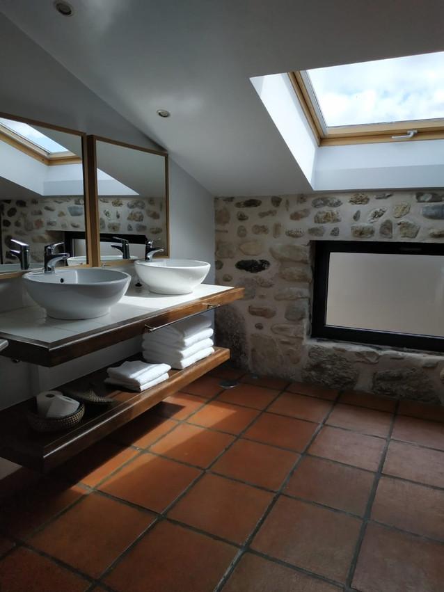 Baño habitación #4 planta superior
