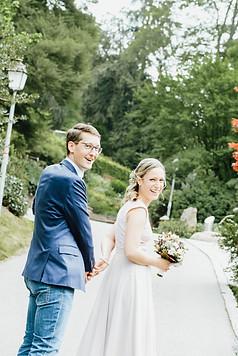 Heiraten im Park der Zeiten