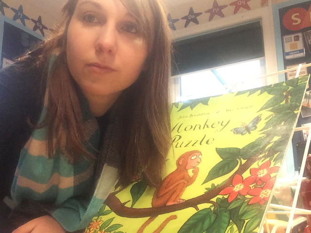 Storytime with Miss Sneddon - Monkey Puzzle