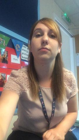 Miss Sneddon says hello!