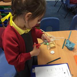 Investigating materials
