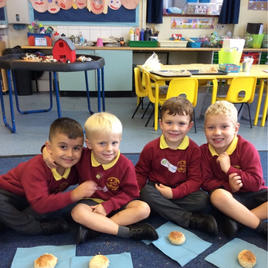 Bread Tasting