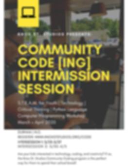 Community Code Flyer.png