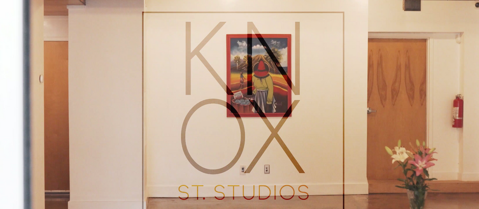Tour Knox Street Studios | A Dinner With Friends