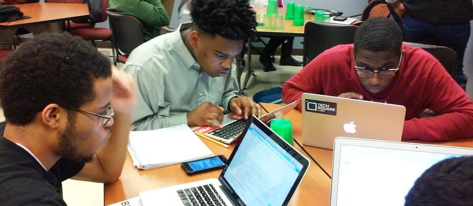 Apprenticeships Summer 2021-Knox Street Studios Advancing Black Participation in STEM Apprenticeship