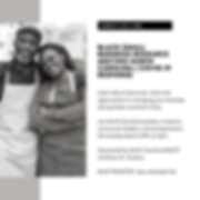 Black Small Business - COVID-19 Response