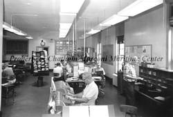 Interior of Chatham Radio 1967