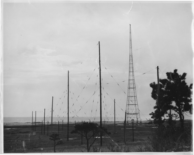 500Khz tower