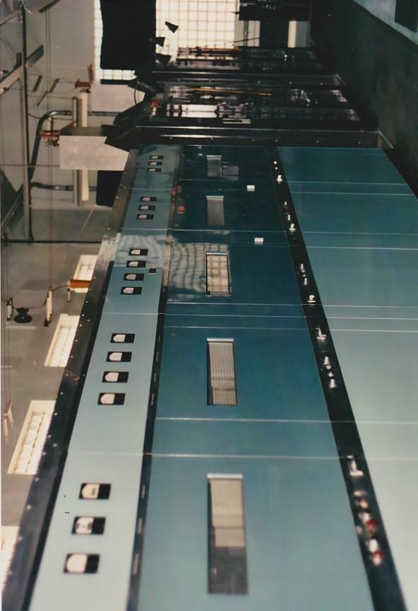 500Kc transmitter Circa 1980