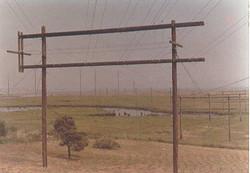 Open wire feedlines