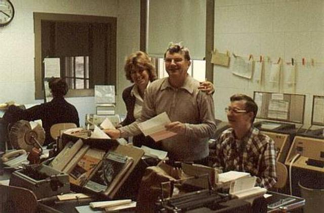Wire Department 1980's