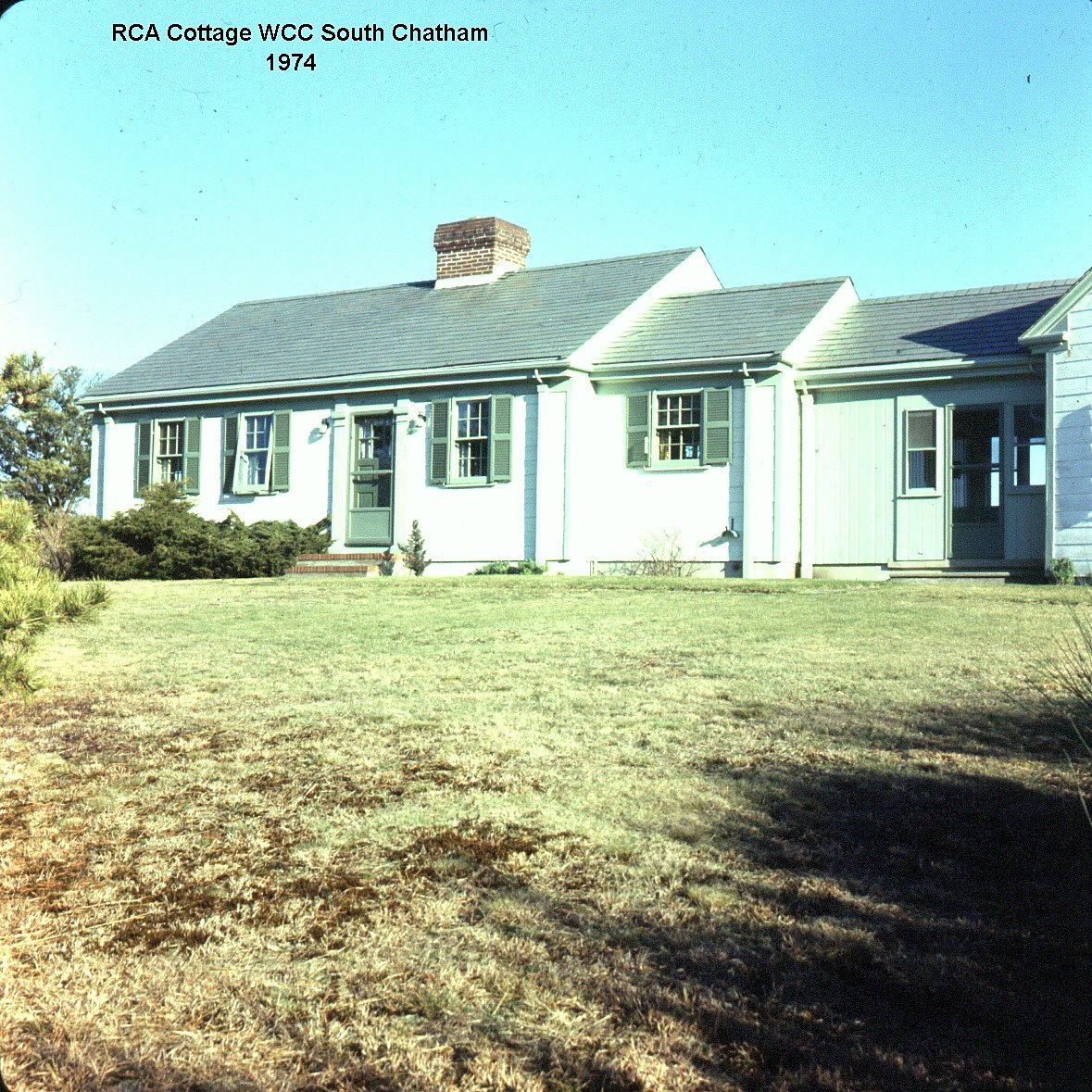 WCC cottage 74